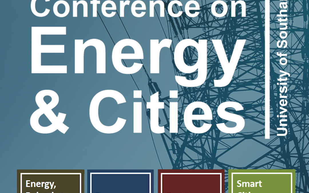 Second International Conference on Energy and Cities
