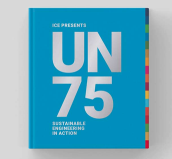 ECCD contribute to UN75 Sustainable Engineering in Action book