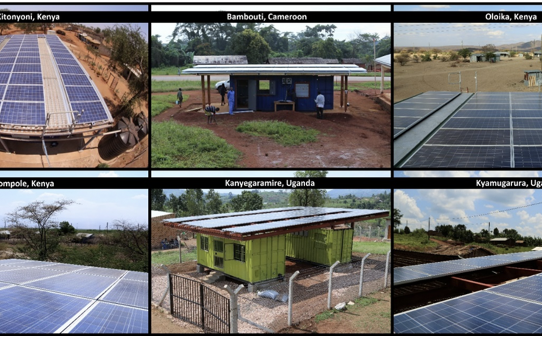 Technology prospects in delivering electricity access