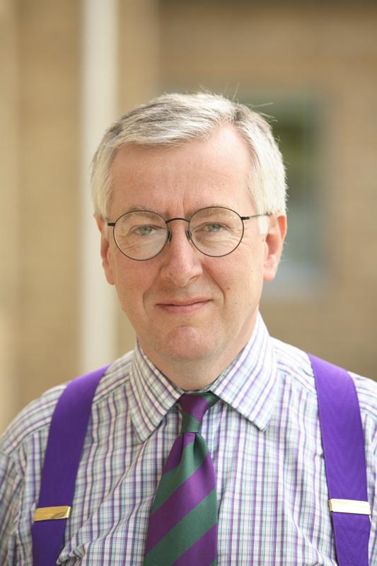Prof. Alwyn Seeds