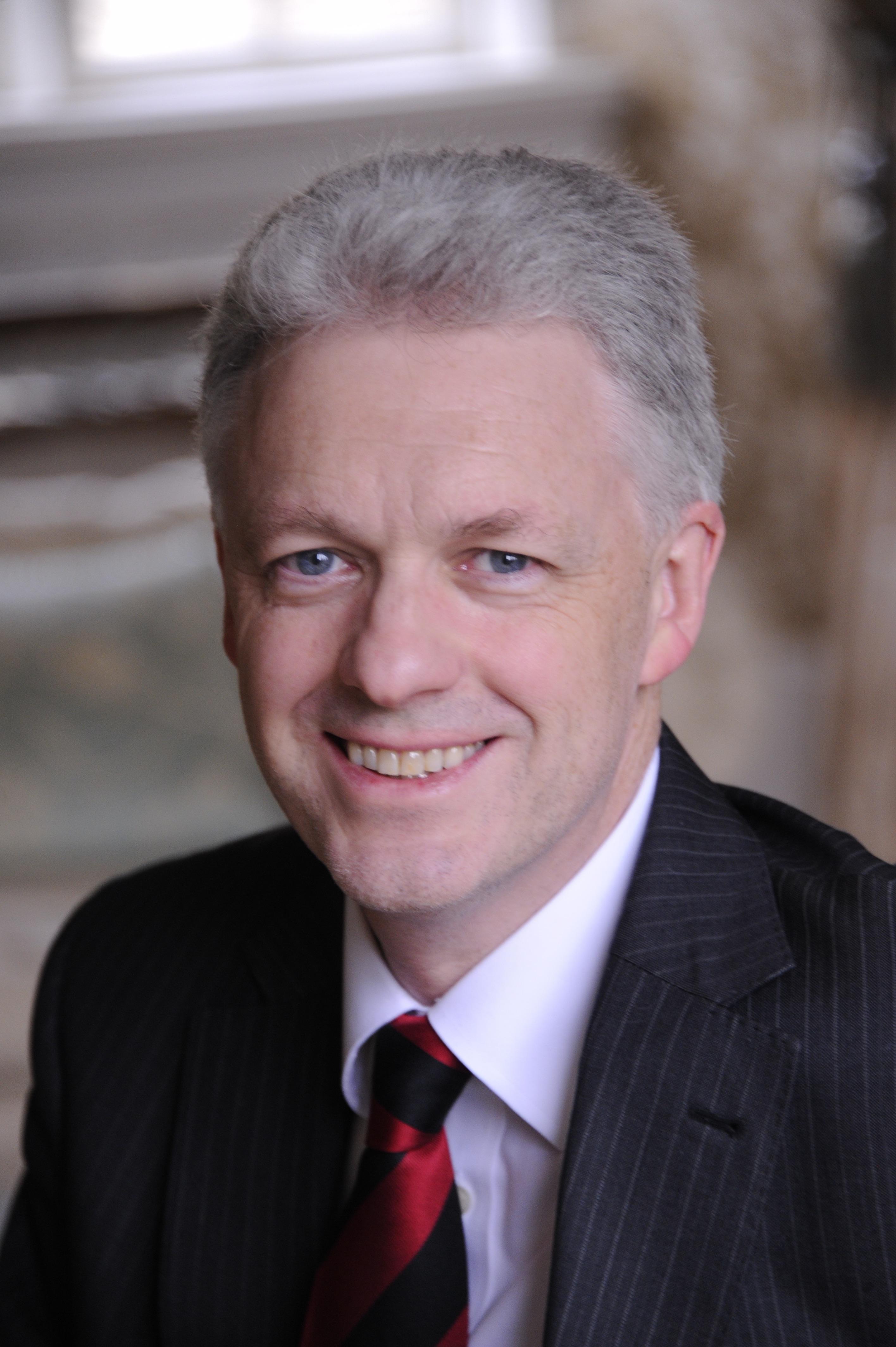 Prof. Ian White