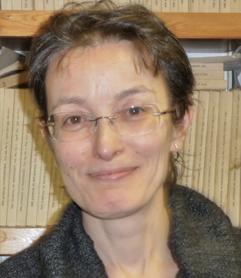 Prof Lucia Sivilotti