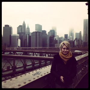 New York City, Brooklyn Bridge - to go with blog 'so long, farewell'