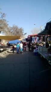Chilean Market or Feria