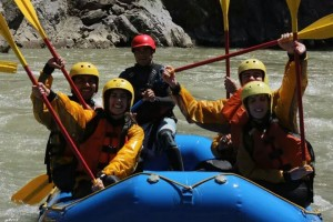 There's plenty of Opportunity to go rafting
