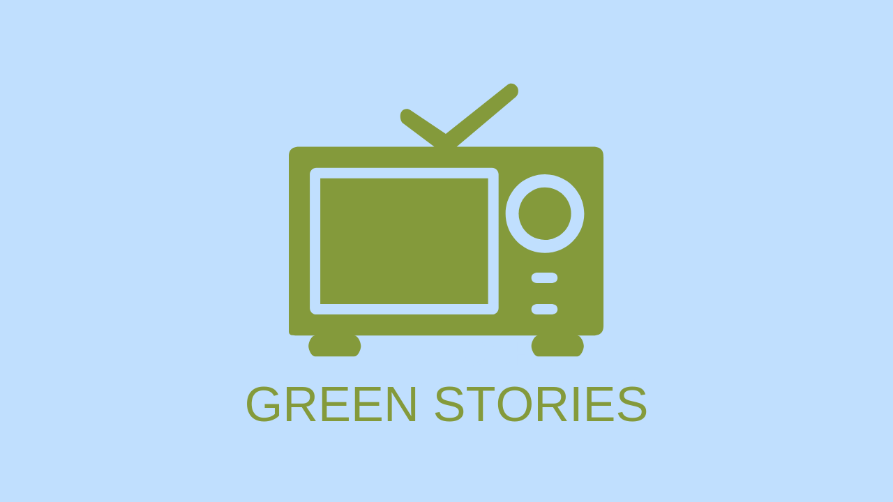 TV/Netflix 6 part series – Green Stories Writing Competitions