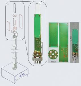 A Microfluidic-NMR platform to culture and study live systems
