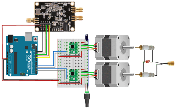 ArduiTaM: accurate and inexpensive NMR auto tune and match system