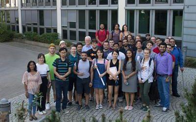 Web Science Trust Summer School 2018 report by Santos Sanchez
