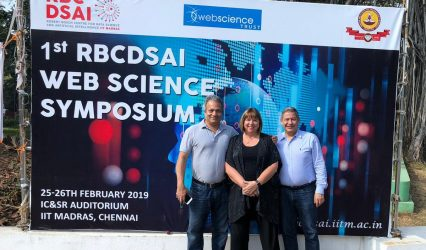 Web Science Symposium in Madras