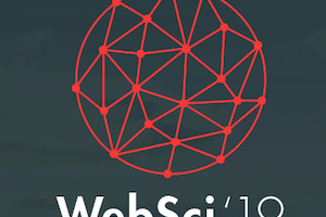 ACM WebSci 2019, 30 Jun- 03 Jul, Boston USA