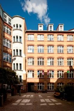 Weiberwirtschaft building